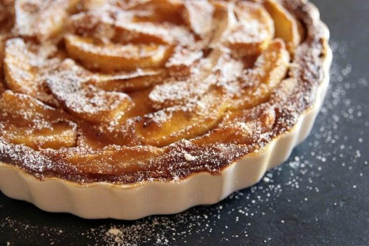 recette de gâteaux aux pommes