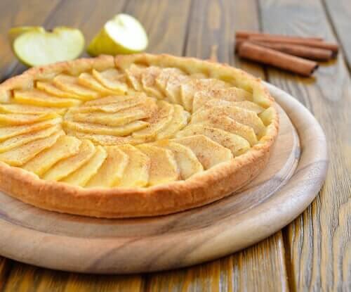 la tarte aux pommes facile à faire