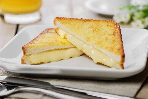 La recette du sandwich Monte Cristo