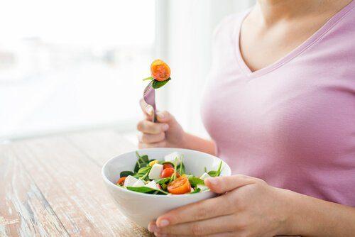 l'importance des repas variés dans une alimentation équilibrée