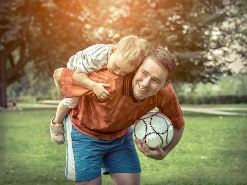 L'importance du sport en famille