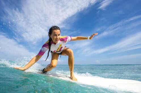 5 sports nautiques amusants