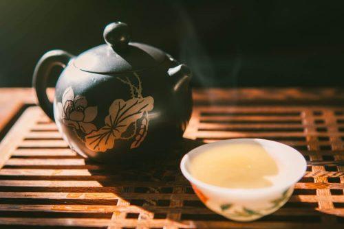 Le thé bleu et ses incroyables bienfaits pour perdre du poids