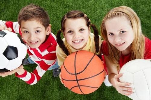 aider vos enfants à travailler en équipe en lui faisant faire du sport