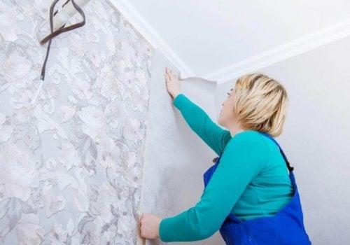 Les meilleures idées pour décorer son intérieur avec du papier peint