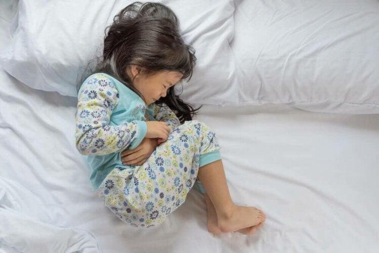 Que faire si les enfants ont des vers intestinaux