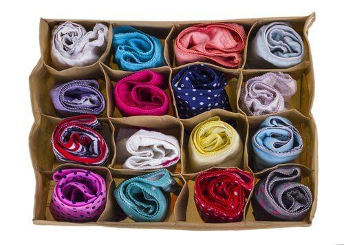 fabriquez vos propres organisateurs de vêtements