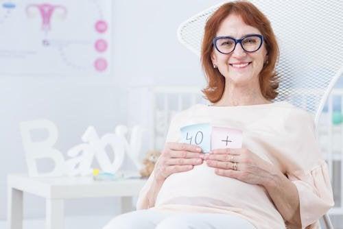 5 avantages d'être mère après 40 ans