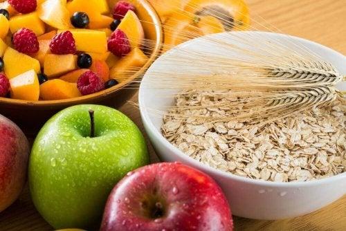 combattre la constipation chez les enfants : favoriser la consommation de fibres