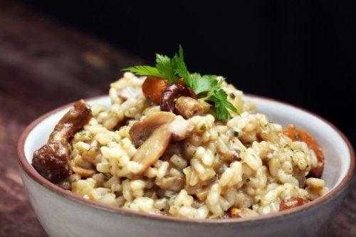 Recette pour préparer un délicieux risotto crémeux