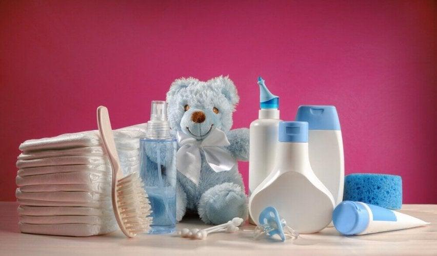Choses utiles pour l'accouchement de votre enfant.