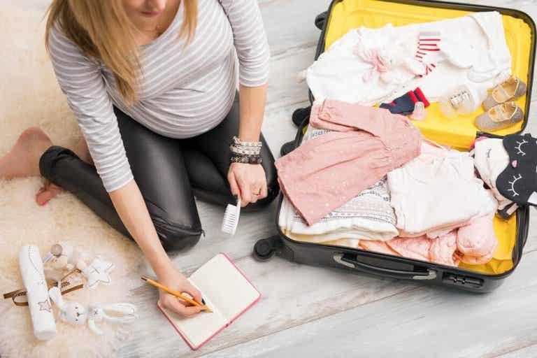 10 choses utiles pour l'accouchement que vous devez emporter à l'hôpital