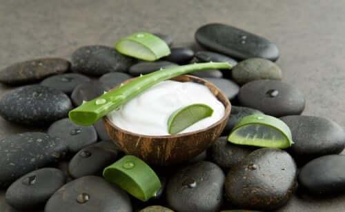 l'huile de noix de coco