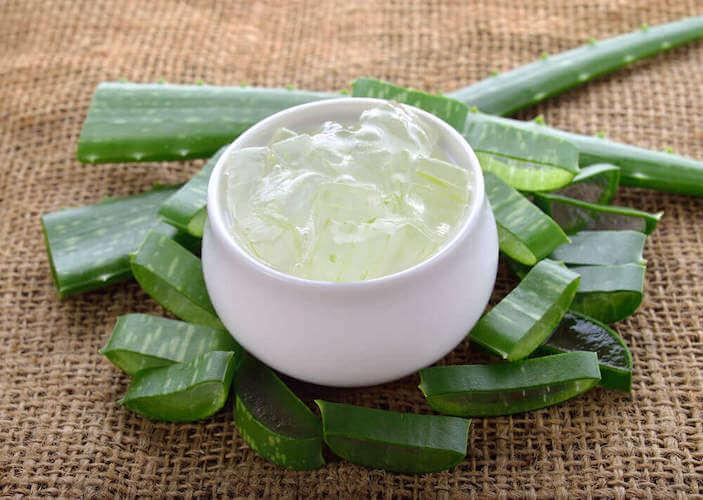 L'aloe vera aide à éliminer les taches hépatiques