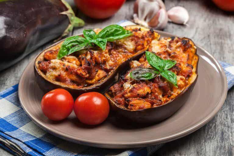Délicieuse recette d'aubergines farcies à la viande