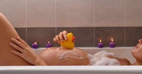 8 solutions naturelles pour avancer la date de l'accouchement