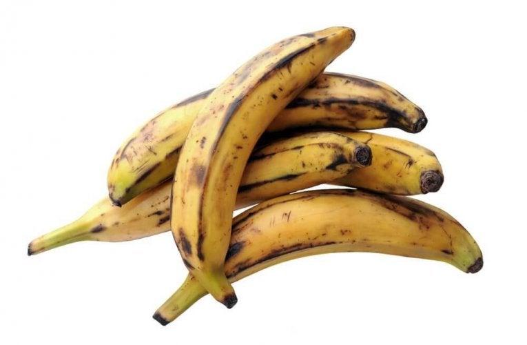 bananes mures bon pour la santé