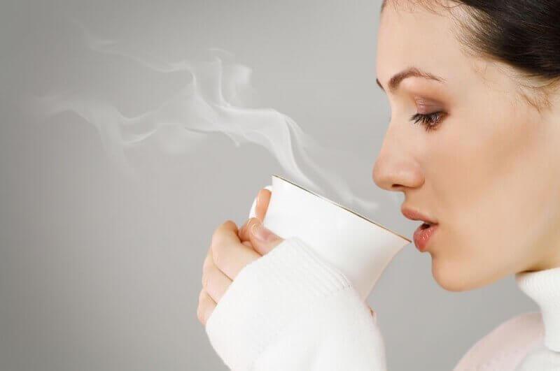 les nanoparticules de thé contre le cancer du poumon