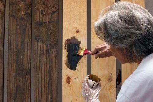 Comment réparer des objets en bois ?