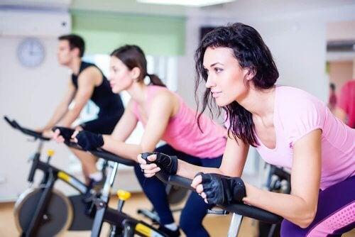 Faire plus d'exercice est bon pour le métabolisme.