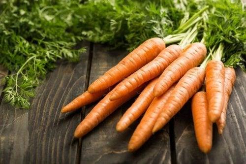 les carottes contre les maladies inflammatoires