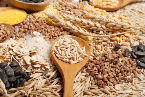 les céréales complètes peuvent faire partie du régime à base de sérotonine