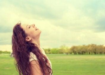 Un des charmes de la ménopause consiste à contrôler ses émotions.