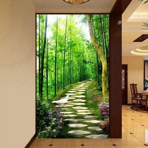 décorer les couloirs
