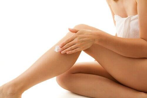 antiseptique pour éliminer les poils incarnés