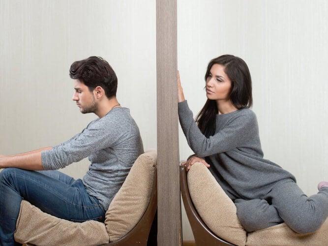 Evitez les disputes pour reconquérir votre partenaire