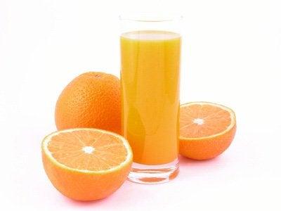 jus d'orange contre les douleurs osseuses