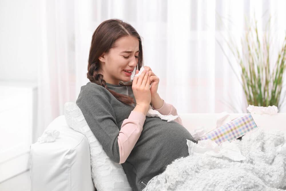 Pleurer pendant la grossesse : comment cela peut influencer votre bébé ?