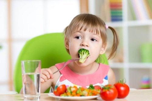 7 conseils pour l'alimentation des enfants de trois ans