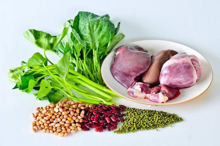 Comment ajouter des sources de fer dans votre alimentation