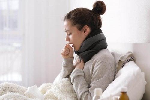 Remèdes contre la toux au gingembre