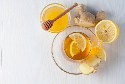 remède contre la toux au gingembre