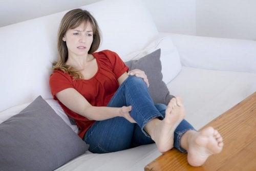 règles à suivre pour guérir les varices : éviter position fixe