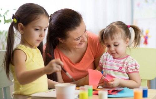 sens des responsabilités chez les enfants
