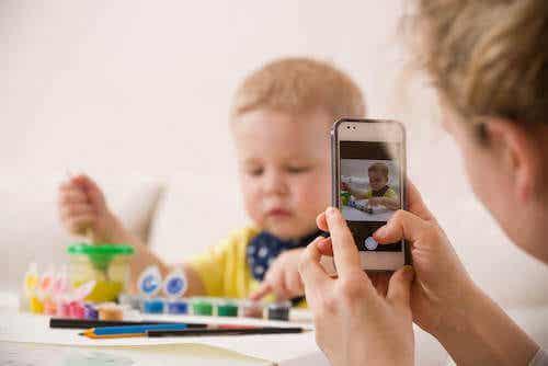 5 choses sur vos enfants que vous ne devriez pas publier sur internet