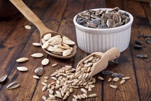 5 graines pour perdre du poids à inclure dans votre alimentation