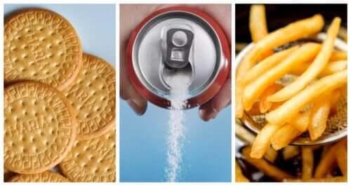 4 aliments à éviter dans le cadre d'un régime amaigrissant
