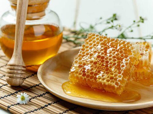 Le miel pour soigner l'herpès du dos