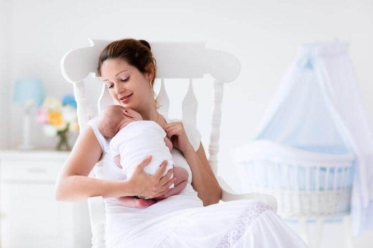 L'accouchement nécessite du temps de repos