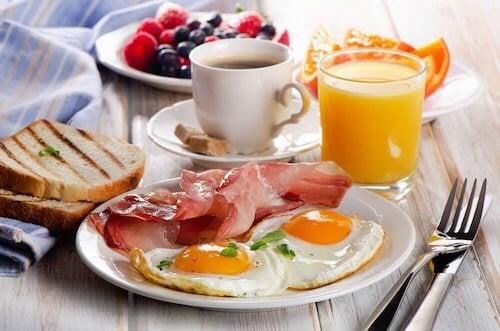 Des recettes de petits-déjeuners riches en protéines