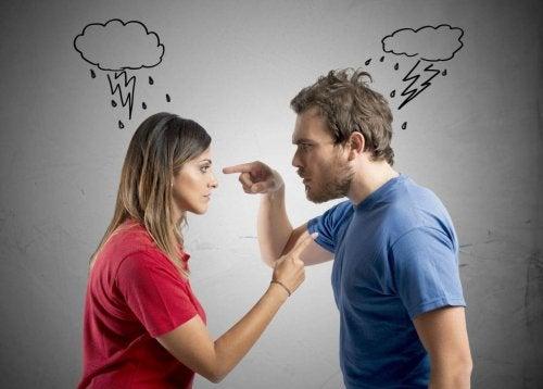 phrases à éviter de dire à son partenaire
