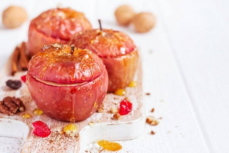 Pommes au four : une façon délicieuse et différente de les savourer