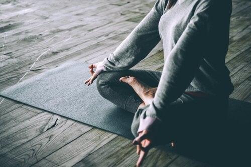 la pratique du yoga pour la santé mentale
