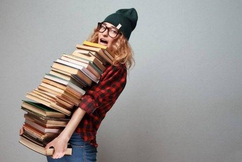 Recycler des vieux livres