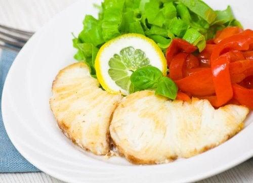 7 aliments autorisés dans le régime allégé