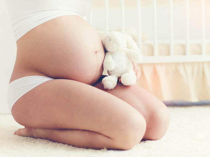 Les risques d'un avortement spontané.